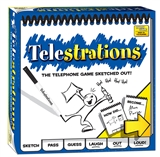 Telestrations 8 Player: The Original (USAopoly Inc)