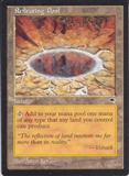 Magic the Gathering Tempest Single Reflecting Pool - NEAR MINT (NM)