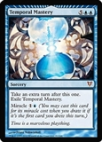 Magic the Gathering Avacyn Restored Single Temporal Mastery Foil
