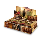 The Hobbit: An Unexpected Journey Trading Cards 12-Box Case (Cryptozoic 2014) (Presell)