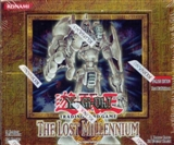 Upper Deck Yu-Gi-Oh Lost Millennium 1st Edition Booster Box