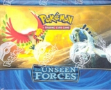 Pokemon EX Unseen Forces Precon Theme Deck Box