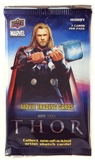 Marvel THOR - The Mighty Avenger Trading Cards Hobby Pack (Upper Deck 2011)