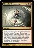 Magic the Gathering Alara Reborn Single Thought Hemorrhage - NEAR MINT (NM)