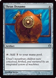 Magic the Gathering Archenemy Single Thran Dynamo - NEAR MINT (NM)