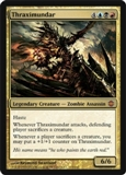 Magic the Gathering Alara Reborn Single Thraximundar UNPLAYED (NM/MT)