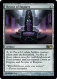 Magic the Gathering 2012 Single Throne of Empires Foil