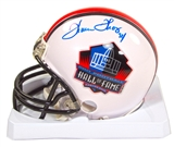Thurman Thomas Autographed Hall of Fame Football Mini-Helmet