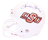 Thurman Thomas Autographed Oklahoma State Football Full Size Helmet