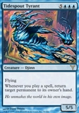 Magic the Gathering Dissension Single Tidespout Tyrant UNPLAYED (NM/MT)