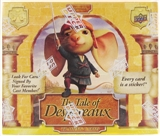 Upper Deck Tales of Despereaux Trading Cards Box
