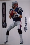 Fathead Tom Brady New England Patriots Teammate Player Wall Graphic