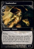 Magic the Gathering Future Sight Single Tombstalker FOIL - SLIGHT PLAY (SP)
