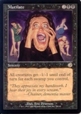 Magic the Gathering Torment Single Mutilate UNPLAYED (NM/MT)