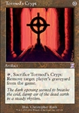 Magic the Gathering Time Spiral Single Tormod's Crypt Foil