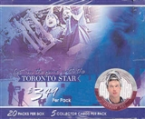 2003/04 Be A Player Toronto Star Patrick Roy Hockey Box