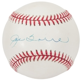Joe Torre and Mike Mussina Autographed New York Yankees Rawlings MLB Baseball (JSA)
