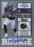 2010 Playoff Contenders #159 Keith Toston Rookie Autograph