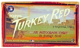 2013 Topps Turkey Red Baseball Box