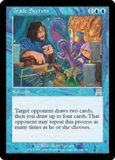 Magic the Gathering Onslaught Single Trade Secrets - NEAR MINT (NM)