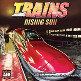 Trains 2: Rising Sun Board Game (AEG)