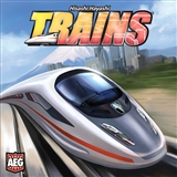 Trains Board Game (AEG)
