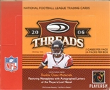 2006 Donruss Threads Football Hobby Box