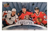 2014/15 Upper Deck Trilogy Hockey Hobby Box