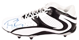 Tony Romo Autographed Dallas Cowboys Authentic Starter Cleat (JSA)