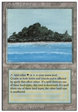 Magic the Gathering 3rd Ed Revised Edition Single Tropical Island- NEAR MINT/SLIGHT PLAY