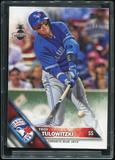 2016 Topps Baseball Hawaii Summit Exclusive #74 Troy Tulowitzki 1/1