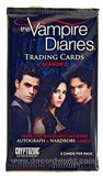 The Vampire Diaries Season 2 Trading Cards Pack (Cryptozoic 2012)