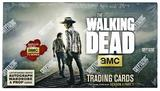 The Walking Dead Season 4 Part 1 Trading Cards Box (Cryptozoic 2016)