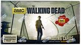 The Walking Dead Season 4 Part 2 Trading Cards Box (Cryptozoic 2016)