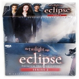Twilight Eclipse Series 2 Hobby Box (NECA 2010)