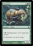 Magic the Gathering Fifth Dawn Single Tyrranax Foil