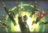 Vs System DC Green Lantern Corps Booster 12-Box Case