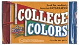 2014 Upper Deck College Colors Bonus Pack