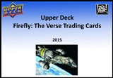 Firefly: The Verse Trading Cards Hobby Box (Upper Deck 2015) (Presell)
