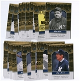 2008 Upper Deck Yankee Stadium Legacy Collection #1712 New York Yankees