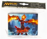 Ultra Pro Magic the Gathering Chandra Promo Art Horizontal Deck Box