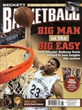 2015 Beckett Basketball Monthly Price Guide (#273 June) (Anthony Davis)