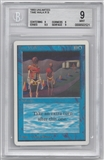 Magic the Gathering Unlimited Single Time Walk BGS 9.0