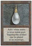 Magic the Gathering Unlimited Single Mox Pearl - HEAVY PLAY (HP)