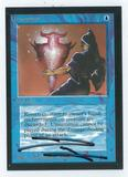 Magic the Gathering Beta Artist Proof Unsummon - SIGNED BY DOUGLAS SHULER