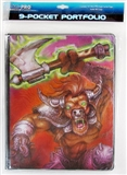 Ultra Pro Magic Monte Moore War Beast 9-Pocket Portfolio (10 Pages) - Regular Price $9.99 !!!