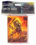 Ultra Pro Death March Deck Box by Monte Moore