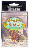 "Ultra Pro Gallery Series Elmore Art ""Horse Rider"" Deck Vault (72 Count Case)"