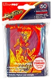 Ultra Pro Kaijudo Infernus Standard Deck Protectors 50ct (Great for Magic) - Regular Price $4.99 !!!
