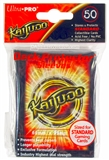 Ultra Pro Kaijudo Card Back Standard Deck Protectors 12 Pack Box (50ct Packs - Great for Magic)!